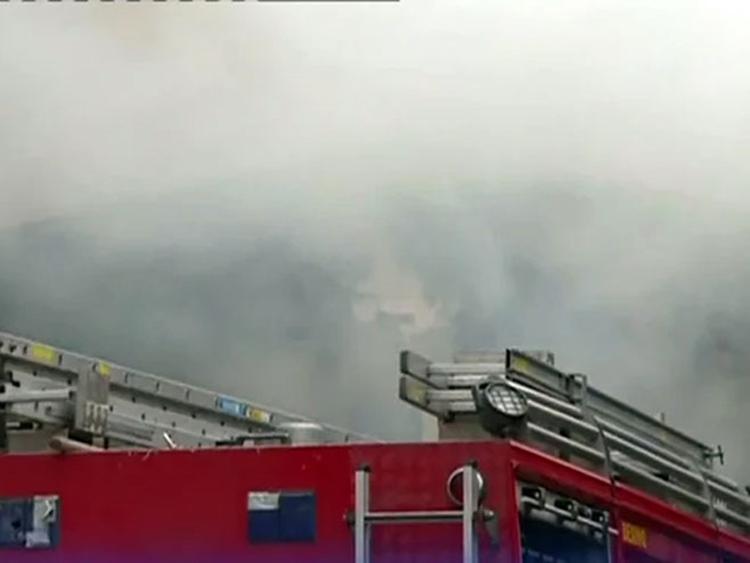 U požaru na Novom Beogradu ima žrtava
