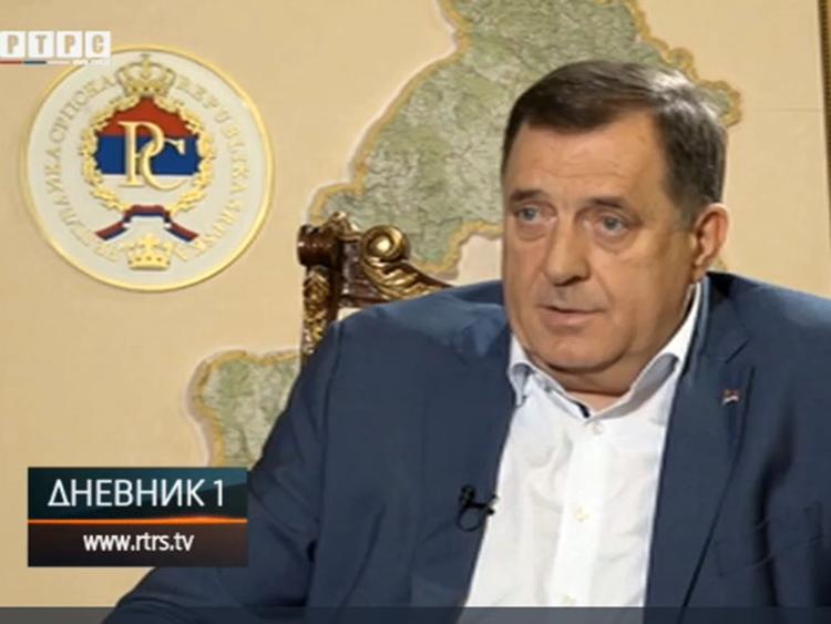 Додик: У Српској се од вечерас уводи полицијски час