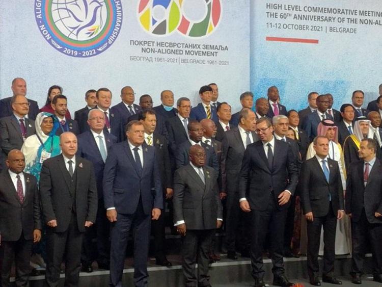 Samit nesvrstanih okupio najvažnije političke svjetske ličnosti; Čuo se i glas Srpske