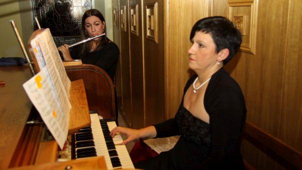 Orgulje i flauta u čast Svetog Mihovila