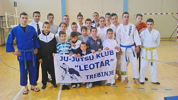 Nove medalje Điju-đice klubu Leotar