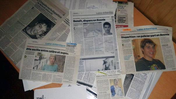 Francuskinja nudi nagradu za informaciju o nestalom sinu (Audio)