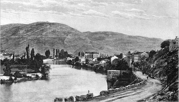 Trebinje_Bilecka_Kapija_1927