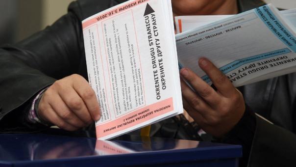 SNSD vodi u trci za mandate oba parlamenta