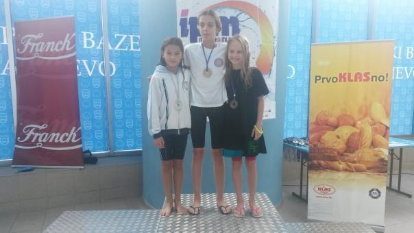 Plivačima Leotara medalje u Sarajevu