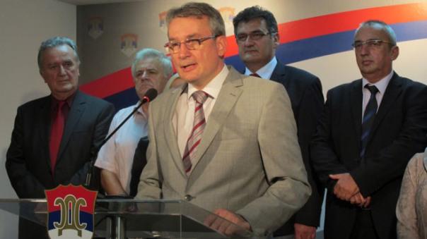 SDS počinje pregovore sa parlamentarnim strankama