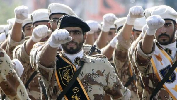 iranska garda
