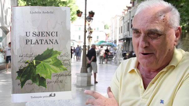 Nova knjiga Ljubiše Anđelića