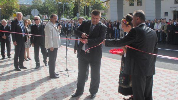 Otvorena nova autobuska stanica