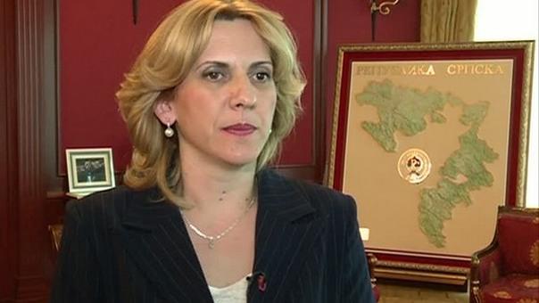 Željka Cvijanović mandatar