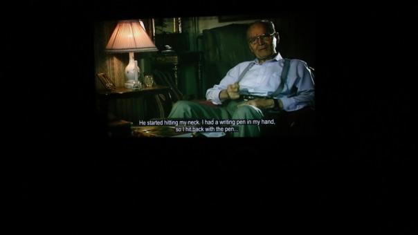 Čedo Kapor u dokumentarno-igranom filmu