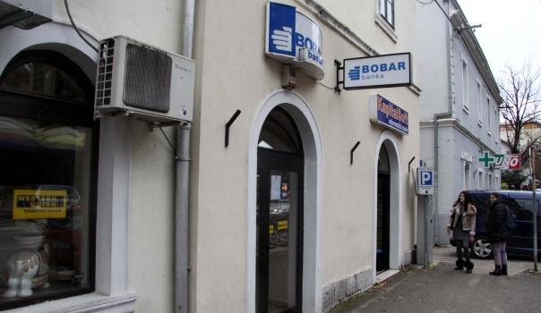 Prinudna uprava u Bobar banci- zatvorena poslovnica i u Trebinju