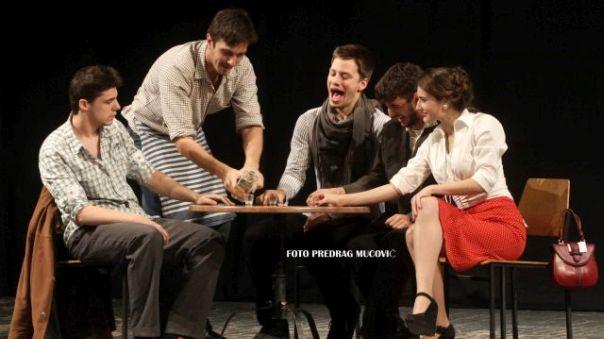 "Predstava ""Šest franaka po komadu ili pola porcije ribanca"" (FOTO)"