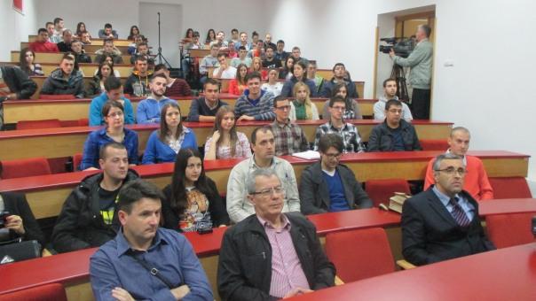 """Prvi kongres studenata u Trebinju - """"Mašinstvo kao perspektiva"""""""