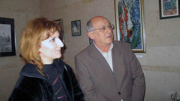 Izložba slika i crteža Bata Šarovića
