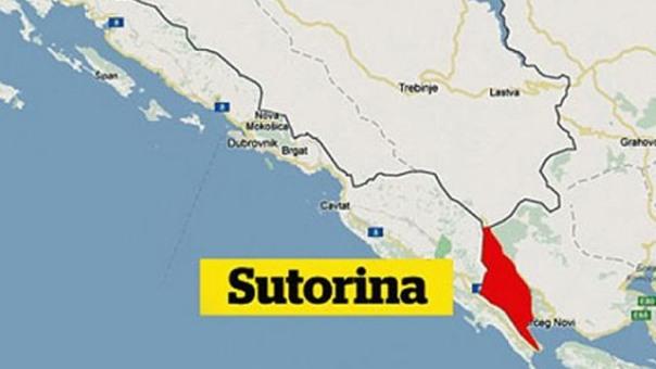Udruženje geografa: Sutorina je, geografski, teritorija BiH