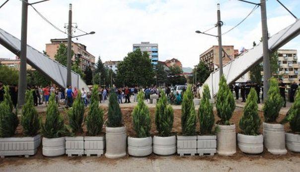 Косовска Митровица: Обустављени пројекти ЕУ