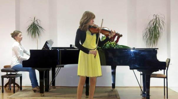 Anja Dučić zvucima violine očarala publiku