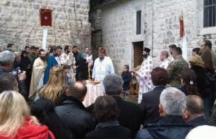 Manastir Zavala proslavio krsnu slavu
