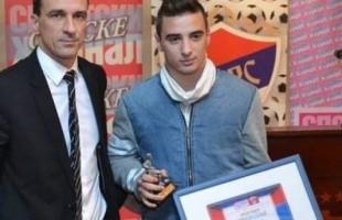 Miloš Aćimović najbolji u 2014. godini