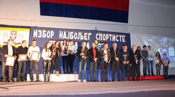 Mitar Mrdić najbolji sportista u 2014. godini (FOTO)