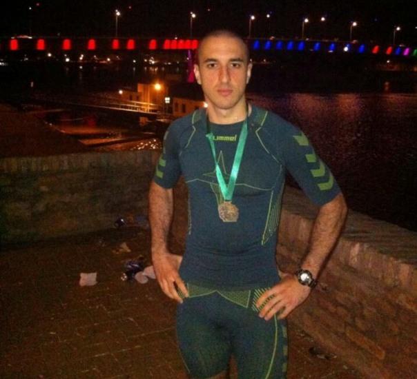Stefan Kovač: Najmlađi trebinjski maratonac