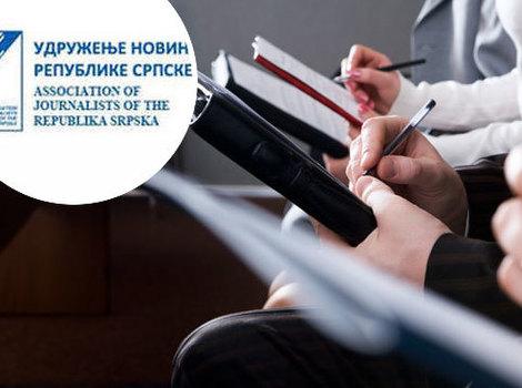 Udruženje novinara RS: Ugrožene medijske slobode