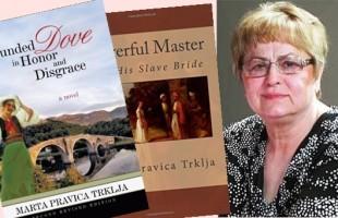 Iz pera Marte Pravice Trklja: Novi roman na temu ropstva