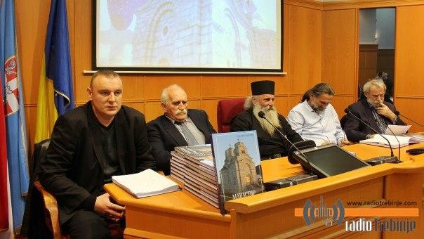 Promovisana monografija o manastiru Kosijerevo