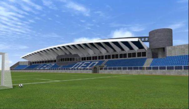 Ovako će izgledati stadion Police nakon rekonstrukcije (FOTO)