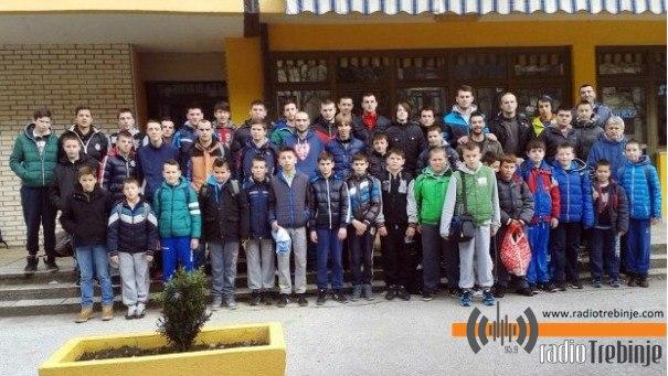 Rukometaši na probi u Čapljini