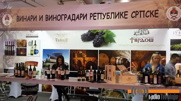 Trebinjski vinari uspješni na sajmu vina u Beogradu (FOTO)