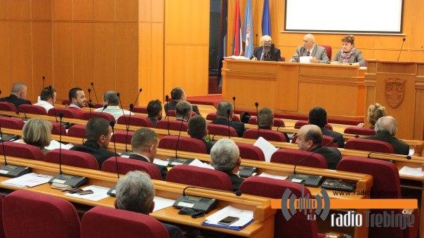 Најава: Сутра сједница Скупштине града Требиња