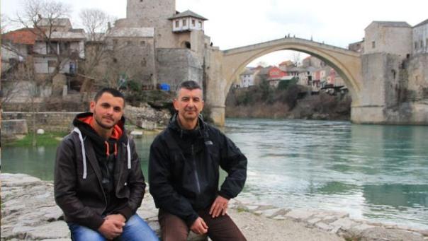 Mostarci ruše predrasude: Našim venama teče kultura mostova