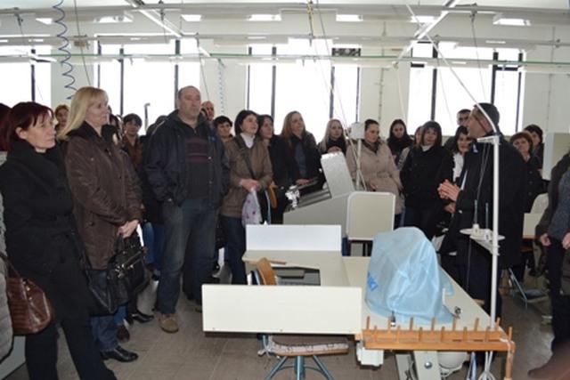 Poslodavci iz Italije zainteresovani za Javor tekstil