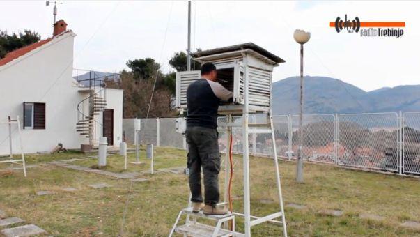 Oni prate vrijeme nad Hercegovinom (Video)