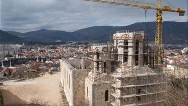 Nastavljena obnova saborne crkve