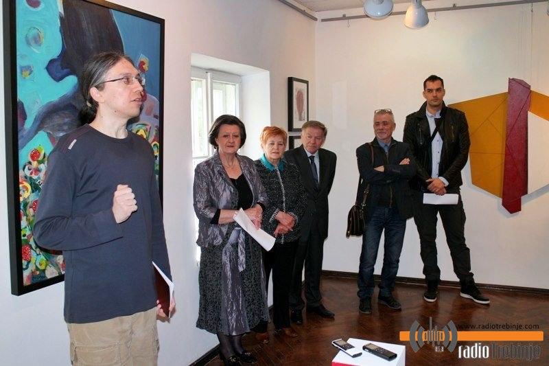 Zajednička izložba, kao početak saradnje bh. likovnih akademija