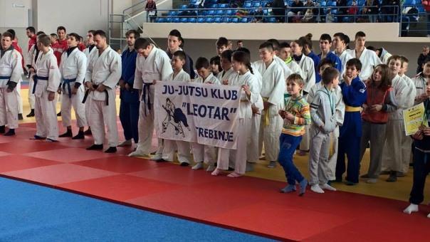 Medalje za Džiju džica klub Leotar