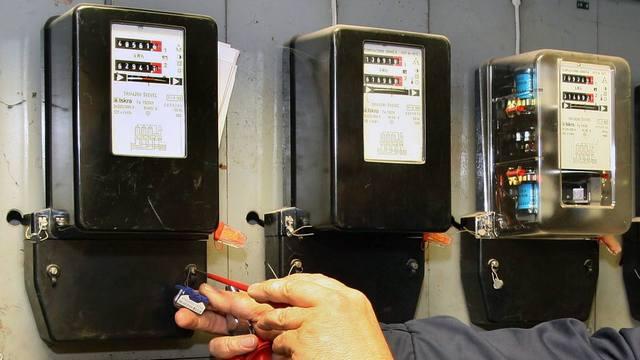UKIDANJE STRUJE DUZNICIMA ZA UTROSENU ELEKTRICNU ENERGIJU