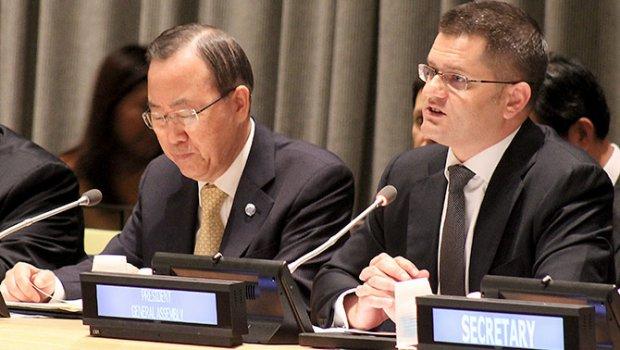 Vuk Jeremić nasljednik Ban Ki Munaa u UN?