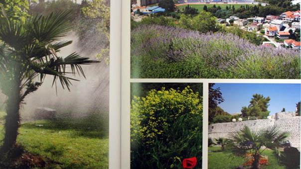 """Fotomonografija """"Trebinje pisano svjetlom"""": Grad sunca u 18 poglavlja"""