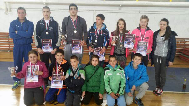 Sedam medalja za džudiste Leotara