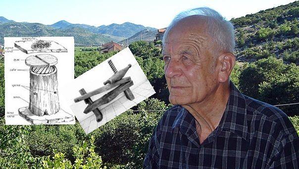 Hercegovačka pčelarska leksika: I Sizif i kamen na vrhu brda