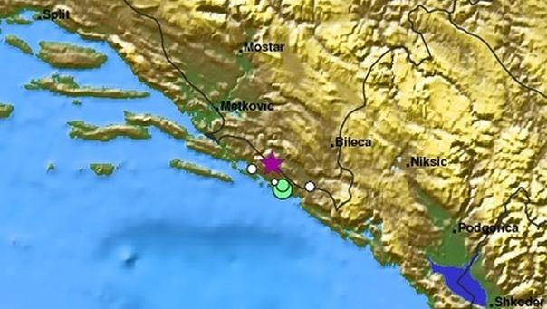 Novi zemljotres potresao Hercegovinu