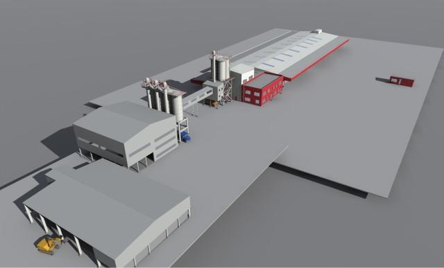"""Otvaranje fabrike """"Henkel"""" 11. juna"""