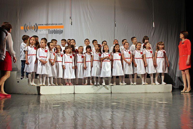 Djeca i vaspitači - u čast 101. godišnjice predškolskog vaspitanja u Trebinju