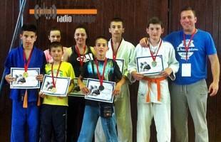 Šest medalja za mlade džudiste