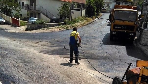 Završena rekonstrukcija ulica u naselju Hrupjela