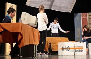 Školarci predstavom poučili - kako savladati gradivo (Foto)